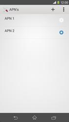 Sony D2303 Xperia M2 - Internet - handmatig instellen - Stap 17