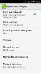 Alcatel One Touch POP D5 (OT-5038X) - Internet - Handmatig instellen - Stap 7