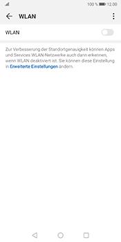 Huawei Mate 10 Pro - Android Pie - WiFi - WiFi-Konfiguration - Schritt 5