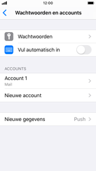 Apple iPhone SE - iOS 13 - E-mail - Handmatig instellen - Stap 29