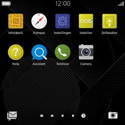 BlackBerry Classic - WiFi - Handmatig instellen - Stap 3