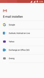 Nokia 3 - E-mail - e-mail instellen: IMAP (aanbevolen) - Stap 7