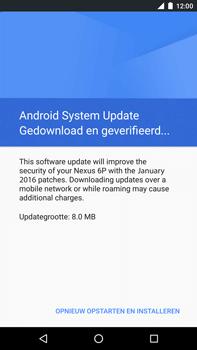 Huawei Google Nexus 6P - Software updaten - Update installeren - Stap 6