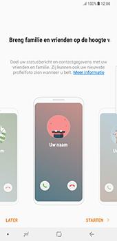 Samsung Galaxy Note 8 (SM-N950F) - Contacten en data - Contacten kopiëren van toestel naar SIM - Stap 4