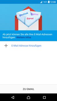 Sony F3211 Xperia XA Ultra - E-Mail - Konto einrichten (gmail) - Schritt 6