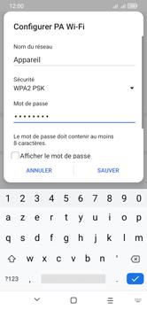 Alcatel 1S (2020) - Internet et connexion - Partager votre connexion en Wi-Fi - Étape 9