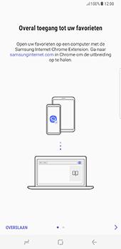 Samsung Galaxy S8 Plus - Internet - Internetten - Stap 4