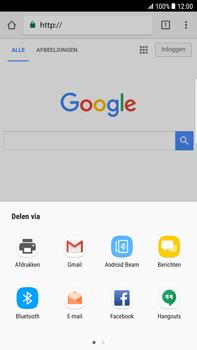 Samsung Galaxy S6 edge+ - Android Nougat - Internet - Hoe te internetten - Stap 21