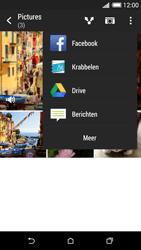 HTC Desire 620 - contacten, foto