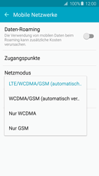 Samsung A510F Galaxy A5 (2016) - Netzwerk - Netzwerkeinstellungen ändern - Schritt 6