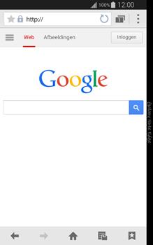 Samsung Galaxy Note Edge - internet - hoe te internetten - stap 5