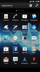 Sony Xperia S - WiFi - Configuration du WiFi - Étape 3
