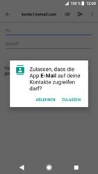Sony Xperia XZ - E-Mail - E-Mail versenden - 5 / 18