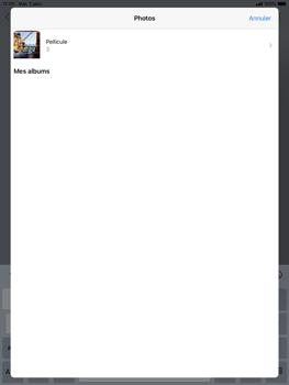 Apple iPad mini (2019) - iPadOS 13 - E-mail - Envoi d