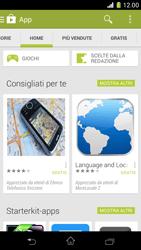 Sony Xperia Z1 Compact - Applicazioni - Installazione delle applicazioni - Fase 5