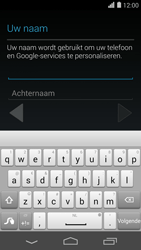 Huawei Ascend P7 - apps - account instellen - stap 5