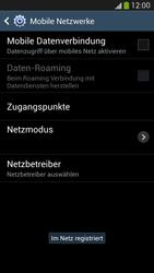 Samsung Galaxy S 4 Active - Netzwerk - Manuelle Netzwerkwahl - Schritt 10