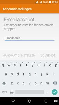 Acer Liquid Z630 - E-mail - e-mail instellen: POP3 - Stap 5