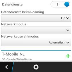 BlackBerry Q5 - Ausland - Im Ausland surfen – Datenroaming - Schritt 10