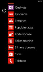 Nokia Lumia 720 - Voicemail - Handmatig instellen - Stap 3