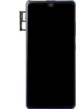 Samsung Galaxy A41 - Premiers pas - Insérer la carte SIM - Étape 6
