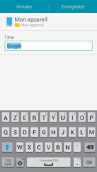 Samsung G850F Galaxy Alpha - Internet et roaming de données - Navigation sur Internet - Étape 8