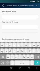 Huawei Carfi - Premiers pas - Personnaliser le mot de passe - Étape 9