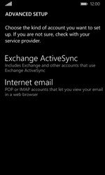 Microsoft Lumia 532 - Email - Manual configuration POP3 with SMTP verification - Step 9