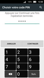 Doro 8031 - Sécuriser votre mobile - Activer le code de verrouillage - Étape 8