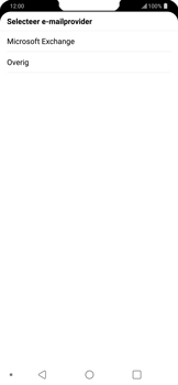 LG g7-thinq-g710 - E-mail - Account instellen (POP3 zonder SMTP-verificatie) - Stap 6