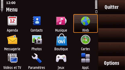 Nokia N97 Mini - Internet - Configuration manuelle - Étape 17