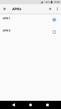 Sony Xperia XA2 Ultra - Internet - buitenland - Stap 23