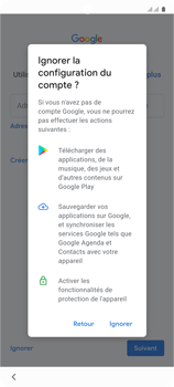 Samsung Galaxy Note 10 Lite - Premiers pas - Configuration de l