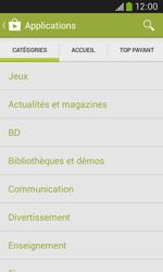 Samsung Galaxy Ace 3 - Applications - Télécharger une application - Étape 6