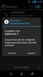 HTC Desire 310 - bluetooth - headset, carkit verbinding - stap 7