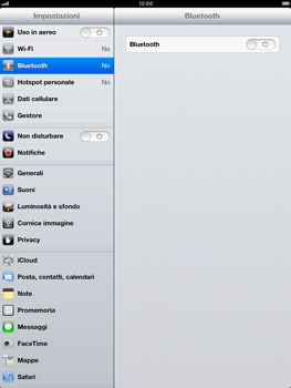 Apple iPad Retina - Bluetooth - Collegamento dei dispositivi - Fase 6