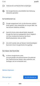 Nokia 7.2 - Apps - Einrichten des App Stores - Schritt 14