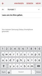 Samsung J500F Galaxy J5 - E-Mail - E-Mail versenden - Schritt 9
