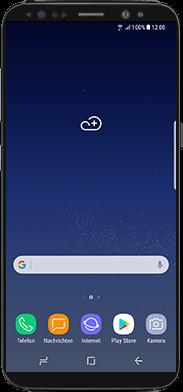 Samsung Galaxy Note 8 - WiFi - WiFi Calling aktivieren - Schritt 1