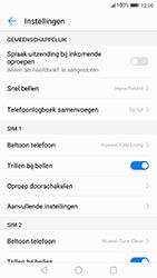 Huawei P8 Lite (2017) - voicemail - handmatig instellen - stap 5