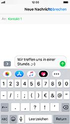 Apple iPhone 5s - iOS 12 - MMS - Erstellen und senden - Schritt 10