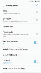 Samsung Galaxy J5 (2017) - Internet - Disable mobile data - Step 5