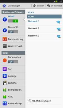 Samsung T211 Galaxy Tab 3 7-0 - WLAN - Manuelle Konfiguration - Schritt 5