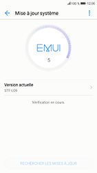 Honor 9 - Aller plus loin - Mettre à jour le logiciel interne de votre mobile - Étape 5