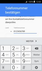 Samsung Galaxy Xcover 3 VE - Apps - Konto anlegen und einrichten - 8 / 22