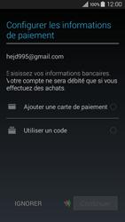 Samsung Galaxy A3 (A300FU) - Premiers pas - Créer un compte - Étape 25