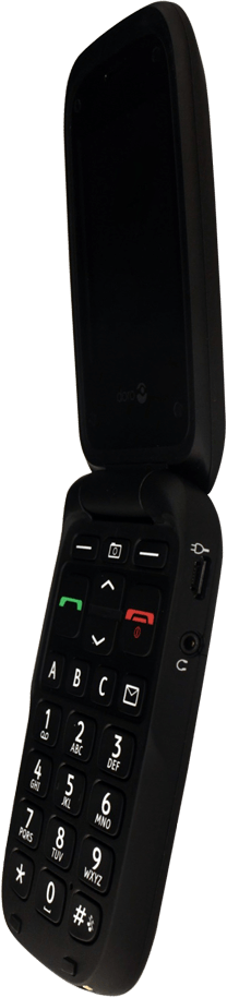 Doro Phone Easy 612 - Premiers pas - Découvrir les touches principales - Étape 11