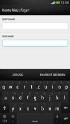 HTC Desire 601 - E-Mail - Konto einrichten - Schritt 21