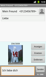 BASE Lutea 2 - MMS - Erstellen und senden - Schritt 17