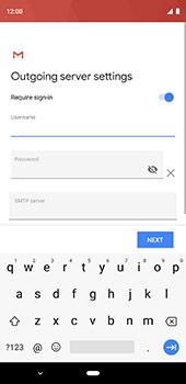 Google Pixel 3XL - Email - Manual configuration POP3 with SMTP verification - Step 17